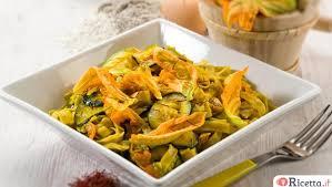 ricette con fiori di zucchina al forno 5 ricette con i fiori di zucca ricetta it