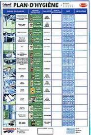 plan de nettoyage et d駸infection cuisine supérieur plan de nettoyage et de desinfection cuisine 6 pin