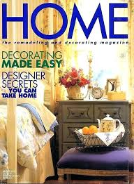free home decorating magazines decorating magazines dynamicpeople club