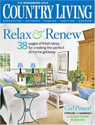 country living subscription year subscription to country living magazine 5 99 6 3 only all