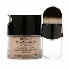 Bedak Revlon Colorstay powder my nose perahumerah