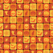 halloween background repeating halloween pattern u2014 stock vector mattasbestos 7035124