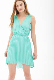 forever 21 pleated chiffon dress you u0027ve been added to the waitlist