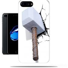 thor hammer iphone 7 plus iphone 8 plus case wallet case
