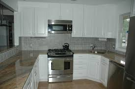 Custom Kitchen Design Ideas Kitchens With White Cabinets And Granite Counters Lavish Home