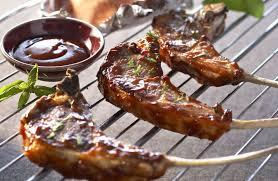 cuisiner agneau côtes d agneau à la texane recettes de cuisine la viande fr