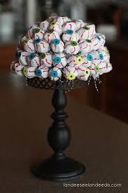 eyeball decorations halloween halloween candy eyeball topiary landeelu com