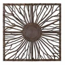 abstract wood wall for less overstock