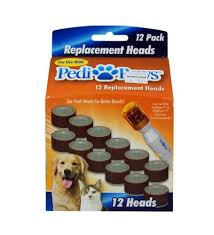 amazon com pedipaws replacement filing heads 12 replacement