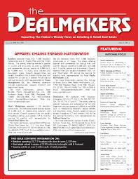 dealmakers magazine may 2 2014 by the dealmakers magazine issuu
