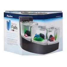 amazon com aqueon kit betta falls pet supplies
