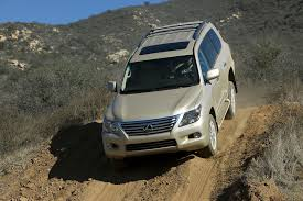 1996 lexus lx450 gas mileage 2010 lexus lx 570 is off road capable confident anywhere get