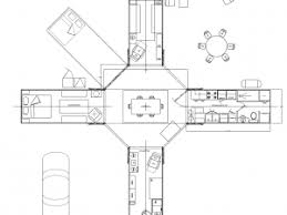 Storage Container Floor Plans - shipping container bunker floor plans on architecture design ideas