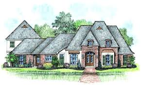 country french home plans country french home plans associates inc house plan front elevation
