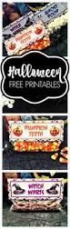 free halloween image free halloween treat bag toppers pretty my party
