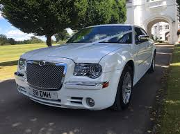 baby blue bentley chrysler 300