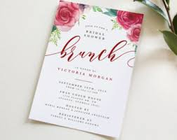 brunch invitations brunch bridal shower invitations brunch bridal shower invitations