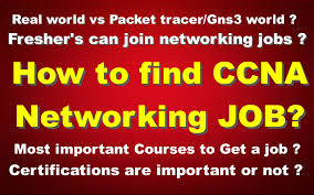 Ccnp Resume Sample For Freshers by How To Find Ccna Networking Job Fresher U0027s Can Join Networking