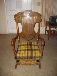 Antique Victorian Rocking Chair Old Rocking Chair Collectors Weekly