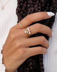 gold fine rings images Lindsay lewis jewelry jpg