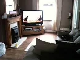gaming living room setup youtube