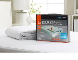 bed gear pillow steinhafels bedgear dri tec 5 0 performance queen pillow protector