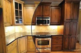 kitchen cabinets stain colors stained kitchen cabinets most