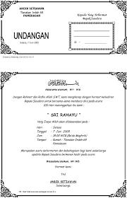 template undangan haul download contoh undangan tahlil 100 hari doctor