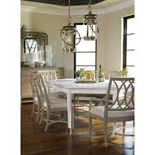 Coastal Dining Room Sets Coastal Living 062 Resort Soledad Promenade Leg Table Homeclick Com