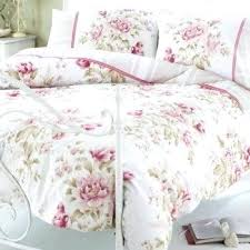 Shabby Chic Floral Bedding by Shabby Chic White Duvet Cover Queen Covers Nz Eurofest Co