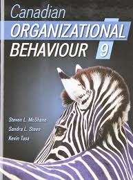 canadian organizational behaviour steven mcshane sandra steen