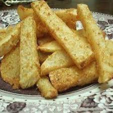 cuisiner des navets blancs frites de navet croustillantes recettes allrecipes québec