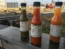 organic hot sauce carrot habanero hot sauce sauces spreads small world food