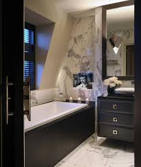 bath candle holder bathroom contemporary with built in bath dark