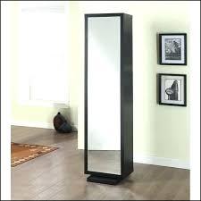 bathroom mirror storage swivel mirror with storage cryptofor me