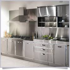SS Stainless Steel Kitchen Cabinets Manufacturers And Suppliers - Kitchen cabinet suppliers