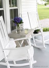 Front Porch Patio Furniture by Best 25 Front Porch Chairs Ideas On Pinterest Front Porch