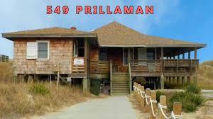 549 prillaman ocean front beach rental outer banks vacation