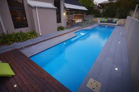 how to build a lap pool fiberglass swimming pool designs foruum co awesome pools with and
