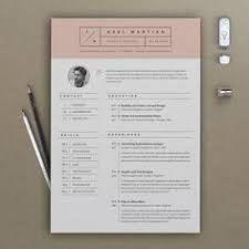 Creative Word Resume Templates 40 Best Free Resume Templates 2017 Psd Ai Doc Free Printable