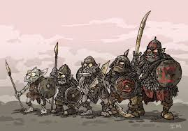 bred siege social in the age thousands of orcs were bred in angband by morgoth