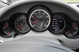 Porsche Cayenne 16 - does a used 2011 porsche cayenne turbo make sense over a new