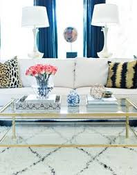5 key pieces for a chic coffee table coffee glass and key