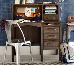 pottery barn desk with hutch pottery barn lucas desk desk ideas