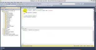 Sql Server Drop Table If Exists by Sql Server Tutorial 4 How To Create Or Drop Database Youtube