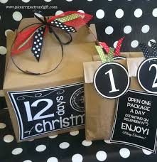 pioneer party 12 days of christmas missionary style