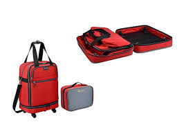 travel bags images 14 best foldable travel bags and foldable luggage smartertravel jpg