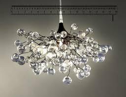 Eclairage Plafond Cuisine by Lampe Plafond Suspendu Luminaire Suspension Boules Transparentes