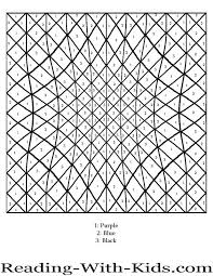 for adults free printable color by number coloring pages numbers