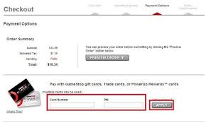 gift cards on line gamestop gift card online use